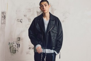 Former nonnative Assistant Designer Launches New Label YSTRDY'S TMRRW