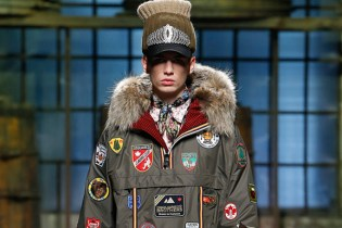 A Closer Look at the Dsquared2 x K-Way 2017 Fall/Winter Outerwear Collection