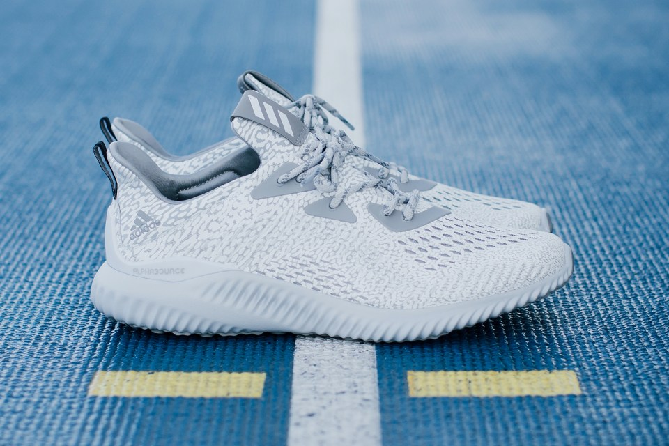 The adidas alphabounce ams Delivers Futuristic Looks and Unparalleled Energy Return