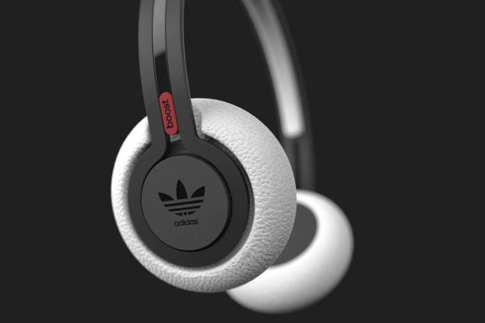 Artist Unveils an adidas BOOST Headphone Concept