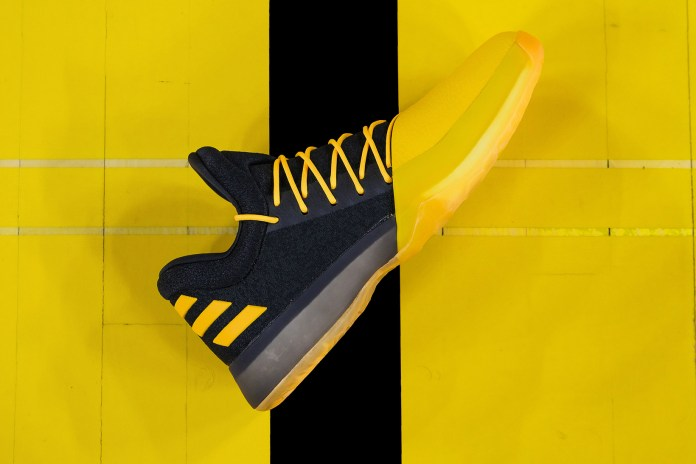 "The adidas Harden Vol. 1 ""Fear the Fork"" Pays Homage to the Beard's Alma Mater"