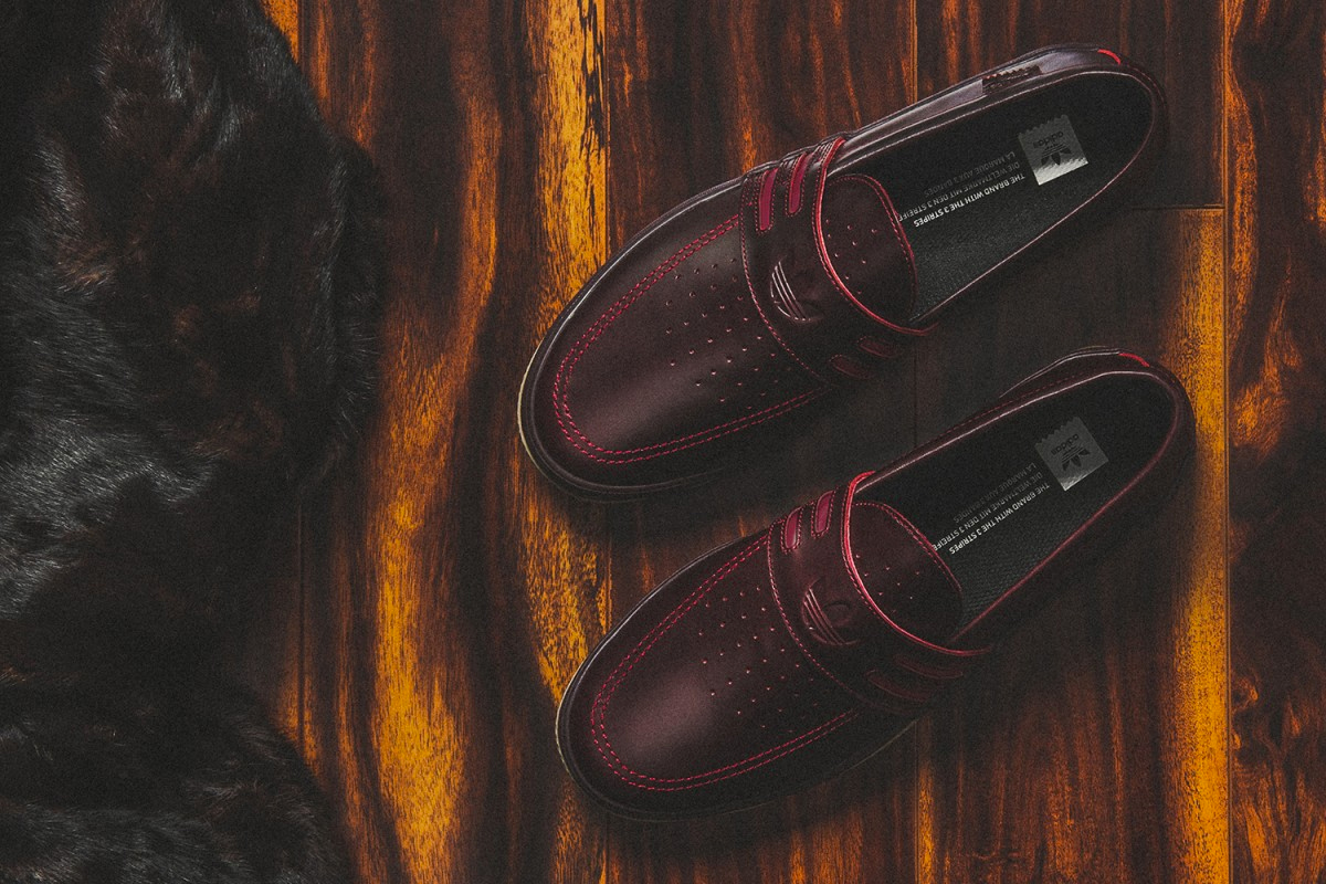 adidas Skateboarding Acapulco Penny Loafer