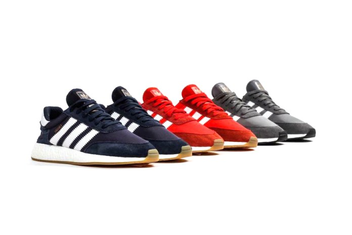 adidas Originals Iniki Runner BOOSTs Are Hitting Retailers Now