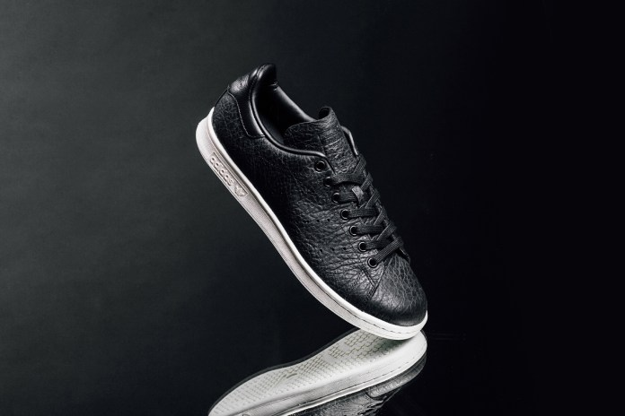 adidas Originals Drops a Tumbled Leather Stan Smith