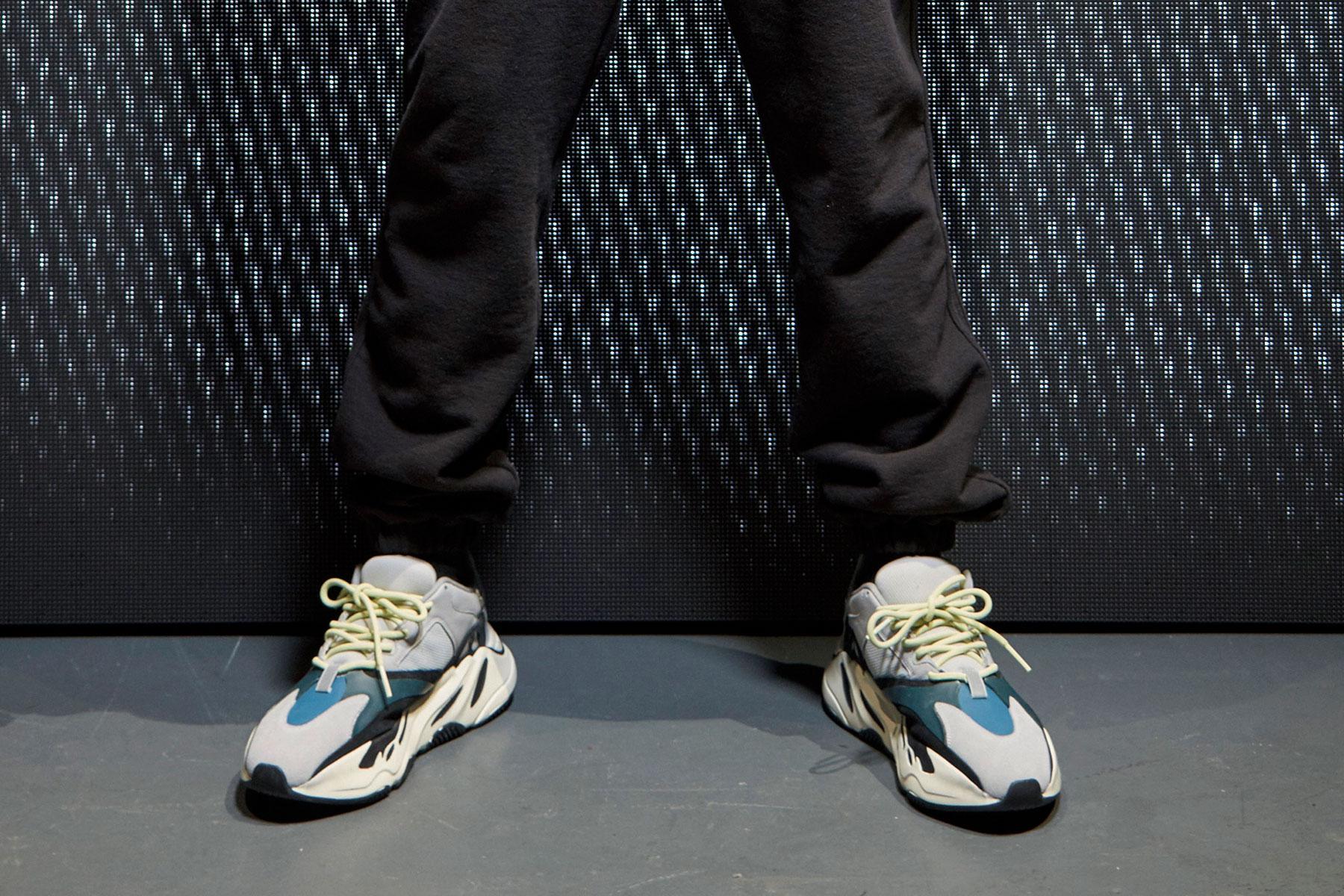 Better Look adidas Originals YEEZY Runners YEEZY SEASON 5 Presentation