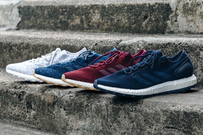 A Closer Look at the adidas PUREBOOST