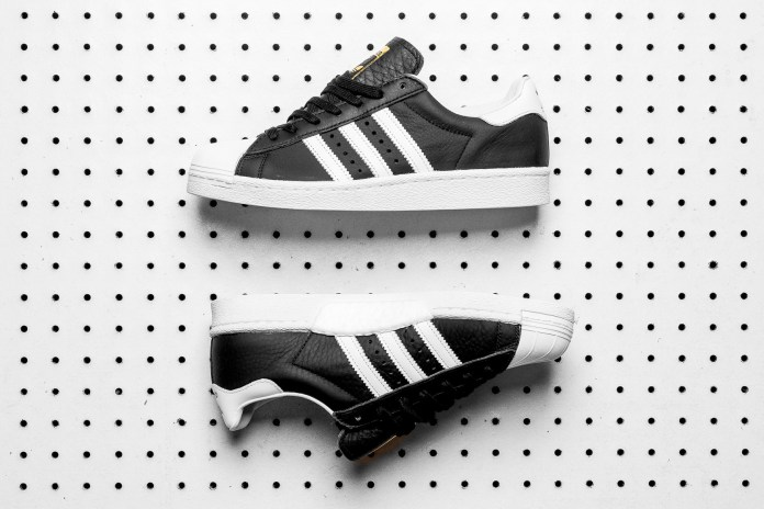 The adidas Superstar BOOST Gets Another Black/White Colorway