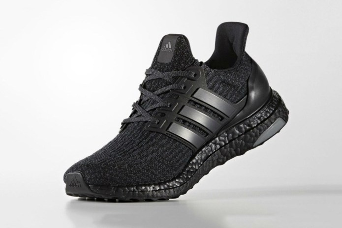 "Here's Where You Can Buy the adidas UltraBOOST 3.0 ""Triple Black"""