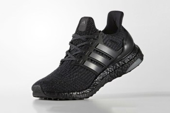 """Here's Where You Can Buy the adidas UltraBOOST 3.0 """"Triple Black"""""""