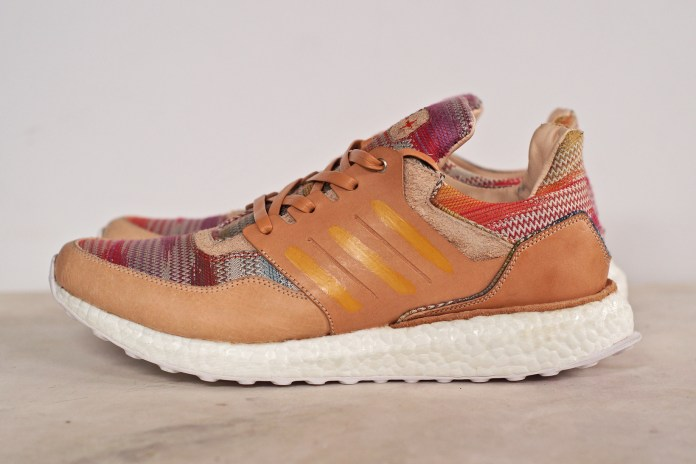 This Latest adidas UltraBOOST Custom Pays Homage to Missoni