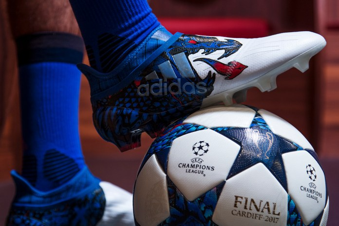 adidas Unveils the Champions League Final Matchball Ahead of This Week's Big Games
