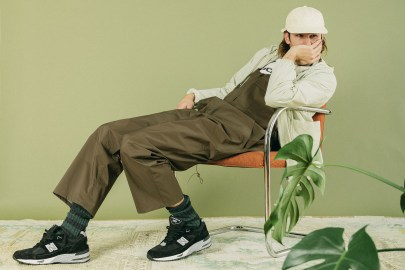 Adsum Pays Homage to the Legend of Stealhead Joe With Its 2017 Spring/Summer Collection
