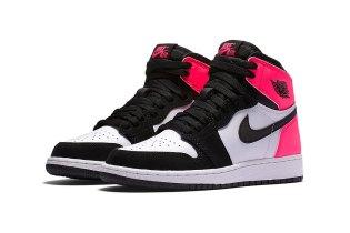 The Air Jordan 1 High OG Gets the Valentine's Day Treatment