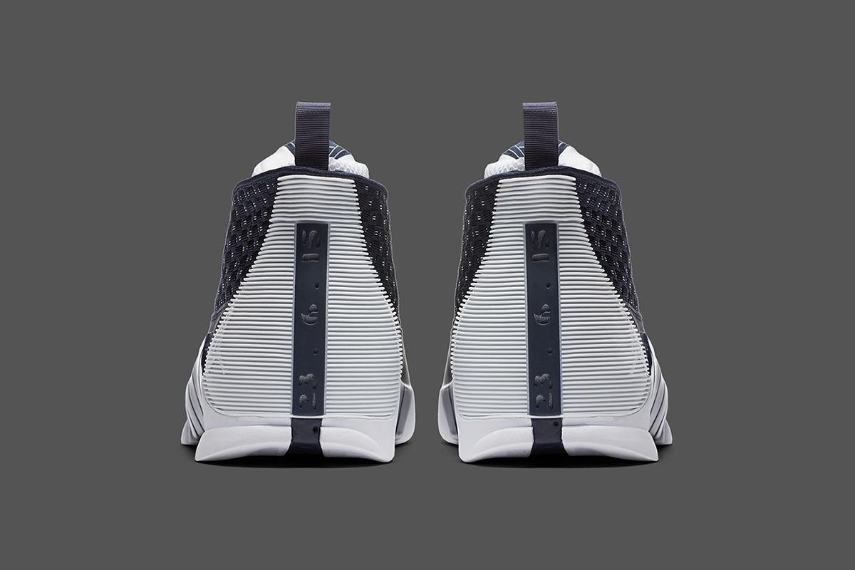 Air Jordan 15  Obsidian sneaker basketball streetwear