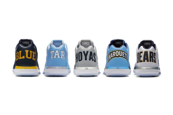 Jordan Brand Decks out Five NCAA Teams With 31 Low PEs for March Madness