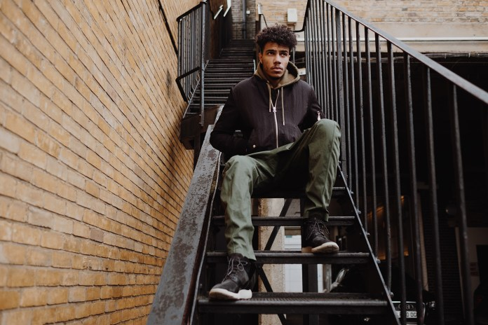 Breakthrough Grime Artist AJ Tracey Trials the Timberland Flyroam