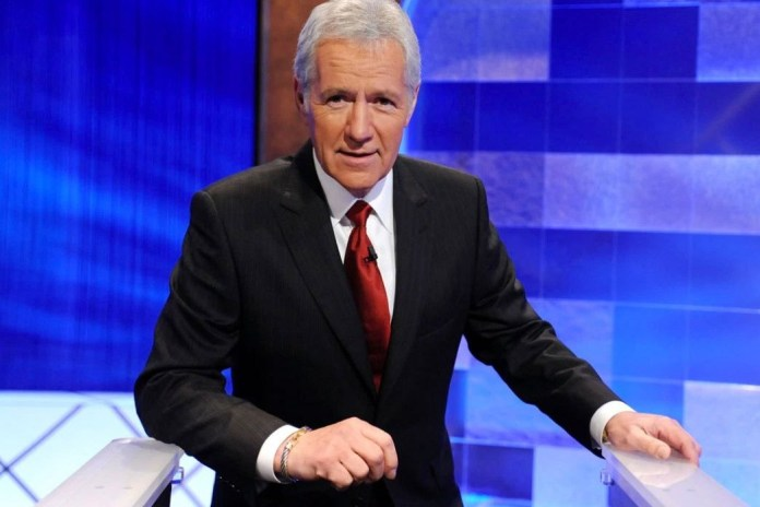 Alex Trebek of 'Jeopardy' Is Back With More Rapping
