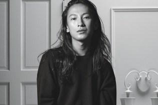 Alexander Wang Talks About the Color Black, Balenciaga and Amazon