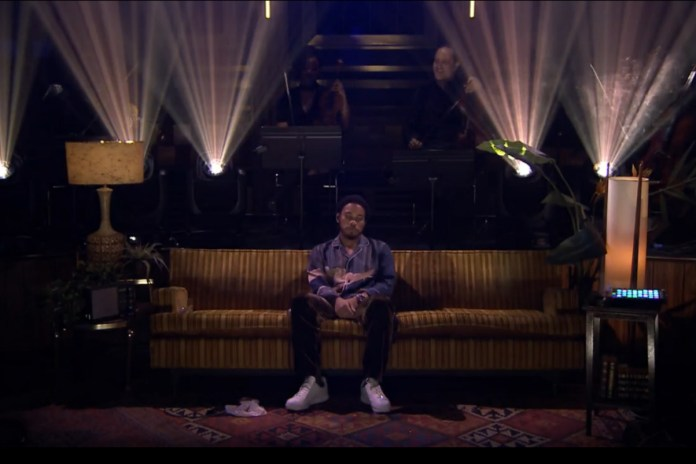Watch Anderson .Paak & Knxwledge Make Their Television Debut as NxWorries