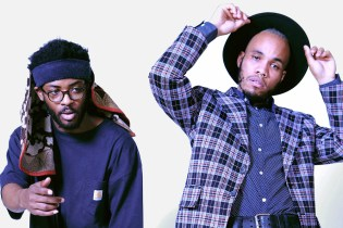 Anderson .Paak and Knxwledge Tease New Visuals for the NxWorries Track 'Lyk Dis'