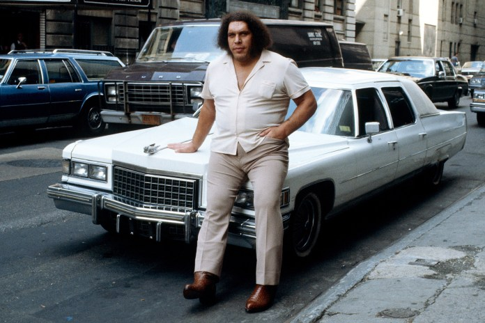 Andre the Giant Documentary to Be Produced by Vince McMahon and Bill Simmons