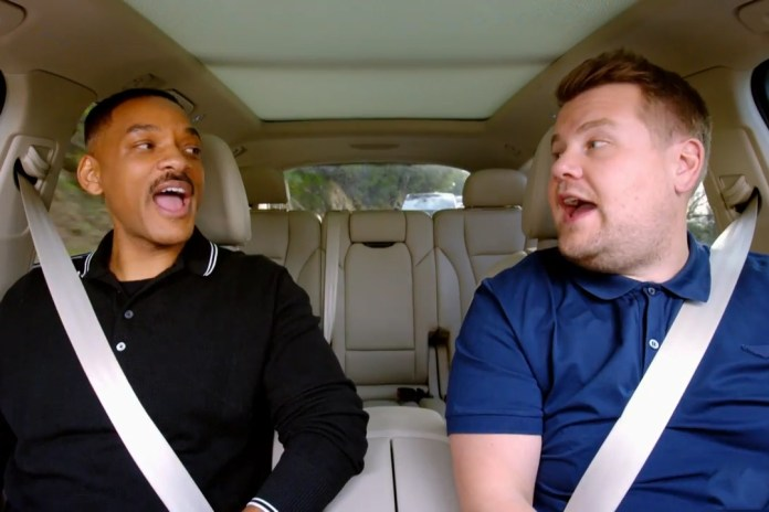 The First Trailer for Apple's 'Carpool Karaoke: The Series' Has Arrived
