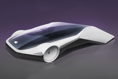 Is This What the Apple iCar Could Look Like?