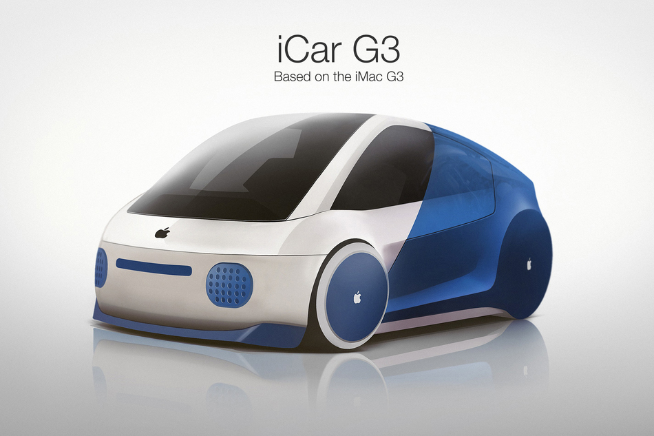 Apple iCar Concepts By ClickMechanic