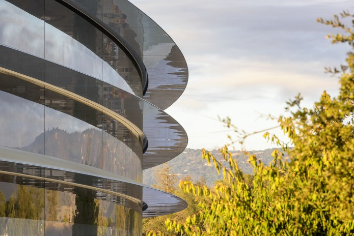 Apple's New Campus Will Officially Open in April