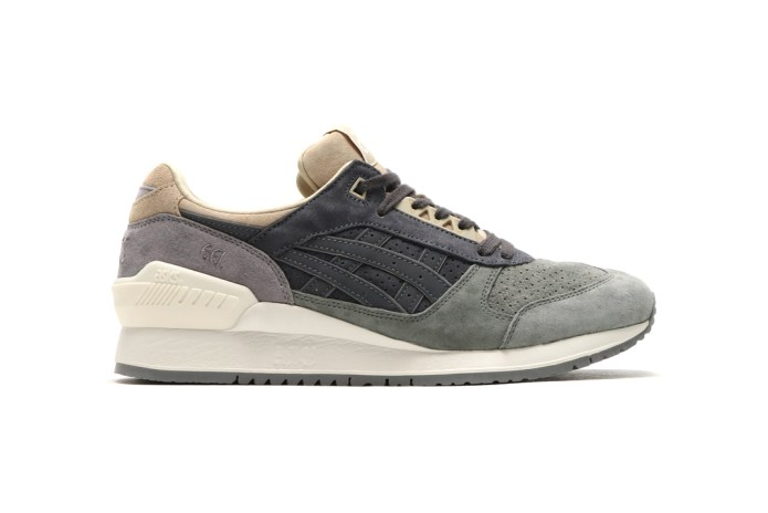 ASICS Drops a Suede-Constructed GEL-Respector Duo