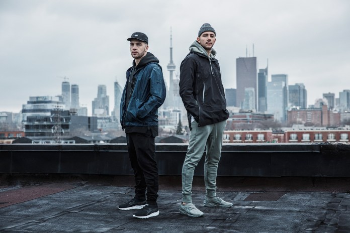 ASICS Tiger Taps Majid Jordan to Showcase Its New GEL-KAYANO TRAINER Knit Sneaker