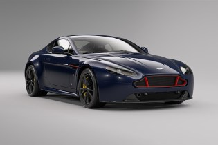 Aston Martin Unveils a Red Bull Racing Edition of the Vantage