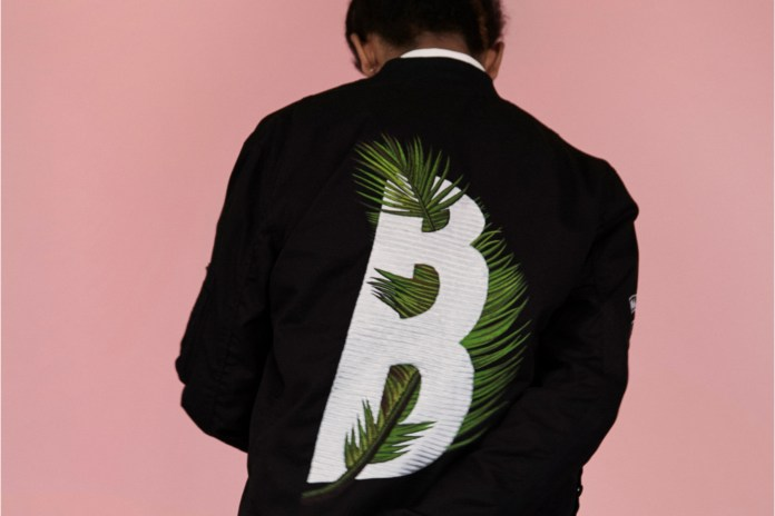Baauer and maharishi Unveil a Limited Edition MA-1 Flight Jacket