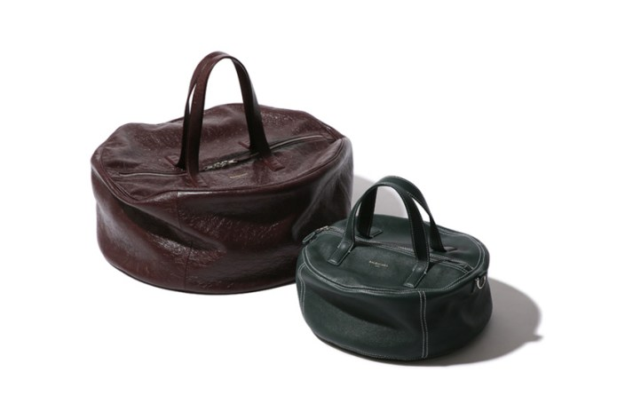Balenciaga's New Bag Is Inspired by Moroccon Footstools
