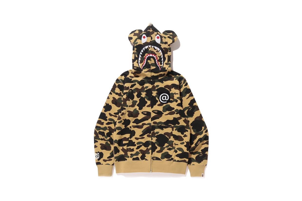 BAPE A Bathing Ape BEARBRICK Apparel Collection - 3732685