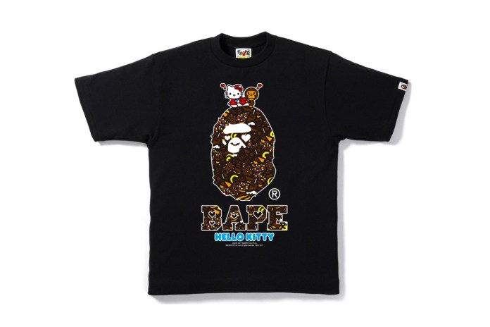 BAPE Gets Ready for Valentine's Day With New Collaboration