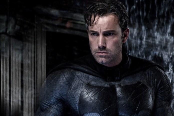 Ben Affleck Is No Longer Directing 'The Batman'