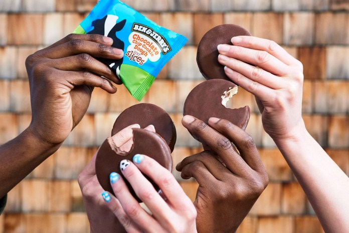 "Ben & Jerry's Releases Individual Ice Cream ""Pint Slices"""