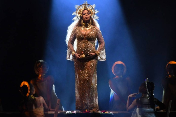 Check out Beyoncé's Performance at the 2017 GRAMMY Awards