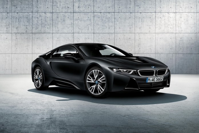 BMW Adds Two New Matte Color Options for the i8