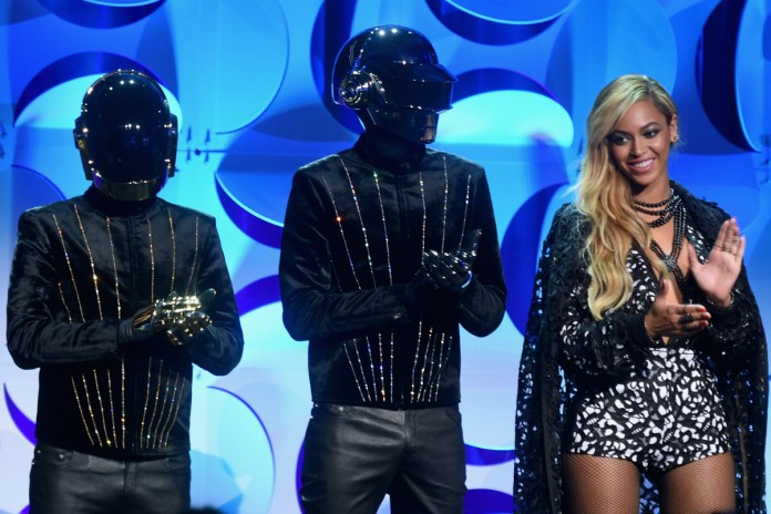 Bookies Give 3-1 Odds That Daft Punk Will Replace Beyoncé at Coachella