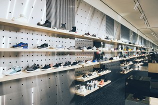 "New Boon's ""Casestudy"" Is Korea's First Sneaker Bar"