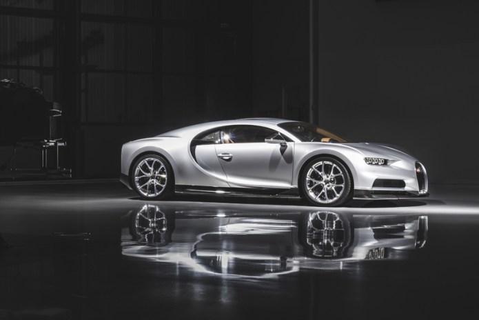 Take a Tour Inside Molsheim, the Bugatti Chiron Factory
