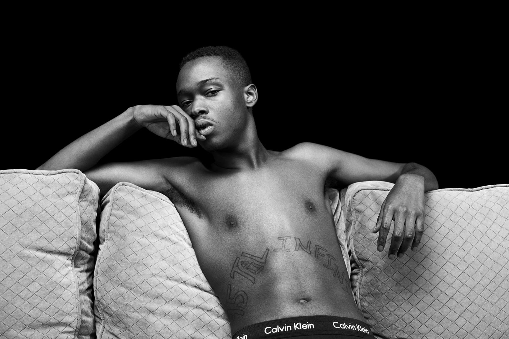 Moonlight Calvin Klein Underwear Raf Simons Mahershala Ali