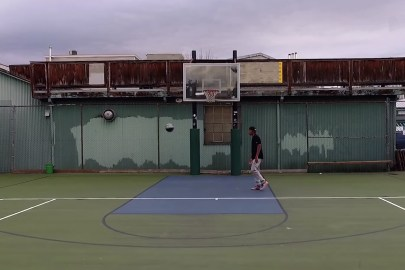 Aging Canadian Streetball Legend Takes His Last Shot at the NBA