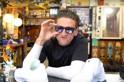 Casey Neistat Is Giving Away a Pair of Nike HyperAdapts