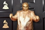 Picture of CeeLo Green Reveals the Truth About His Bizarre Gold GRAMMY Outfit