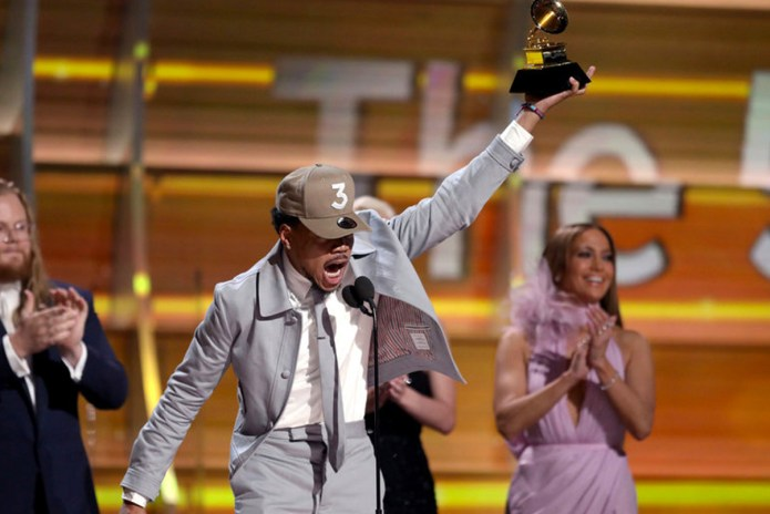 Chance the Rapper Wins Best Rap Album at 2017 GRAMMY Awards