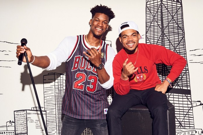 Chance the Rapper Talks Chicago, Trump & More With Bulls Star Jimmy Butler
