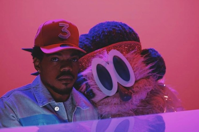 "Chance The Rapper Debuts Official Video For ""Same Drugs"""